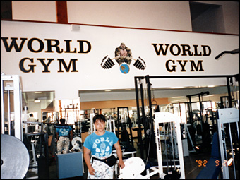 WORLD GYM Venice