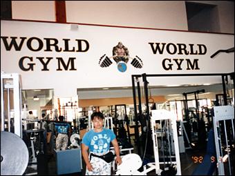 WORLD GYM Venice