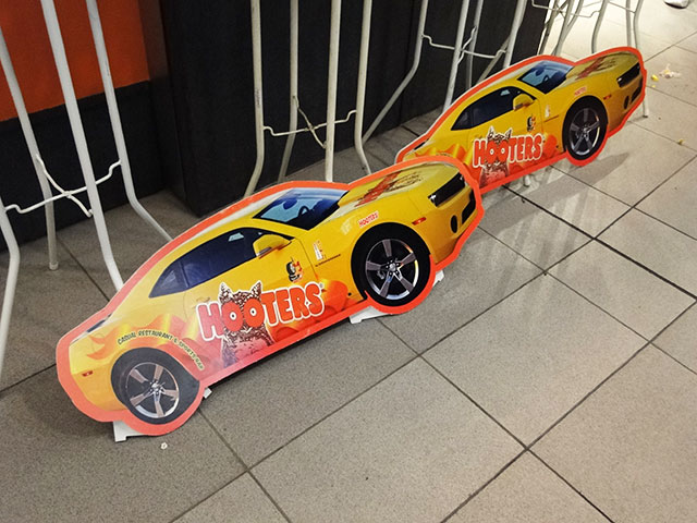 HOOTERS CHEVROLET