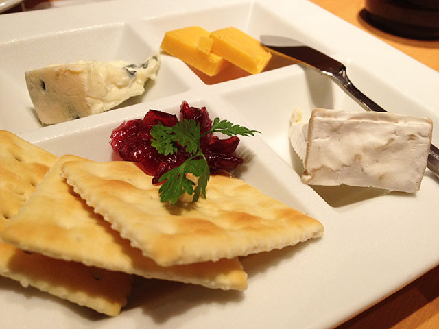 Imported Cheese Plate
