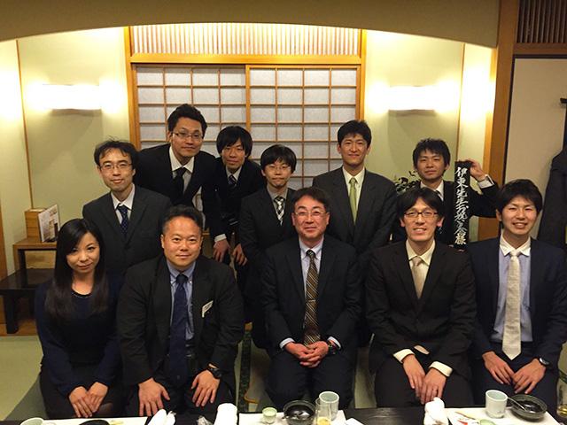 Celebration for Prof. Itoh