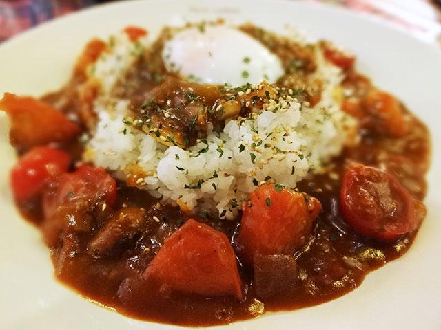 Keema and Tomato Curry