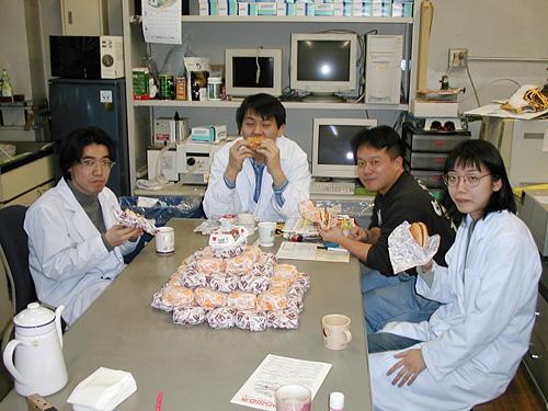 Hamburger Project 2000