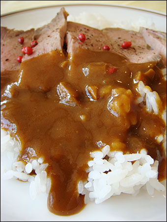 Roast Beef Curry