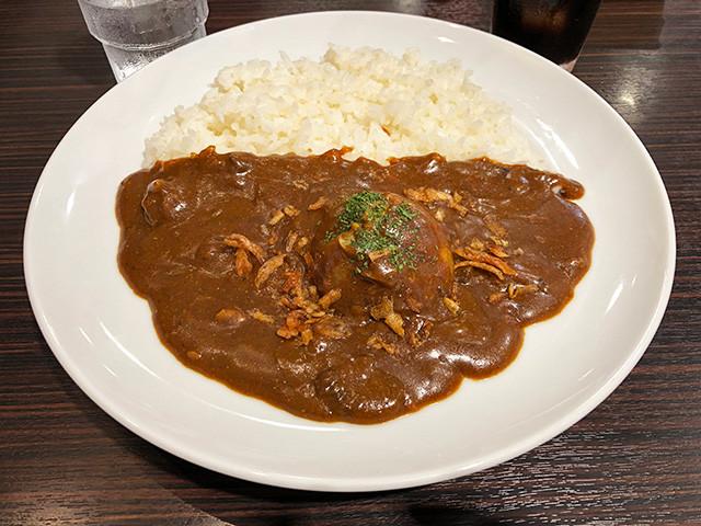 Beef Curry with Awaji Island's Onion