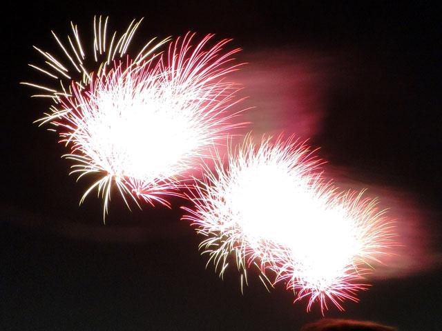 Tamagawa Fireworks Festival
