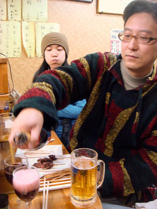 Tequila-san and Yuki-don