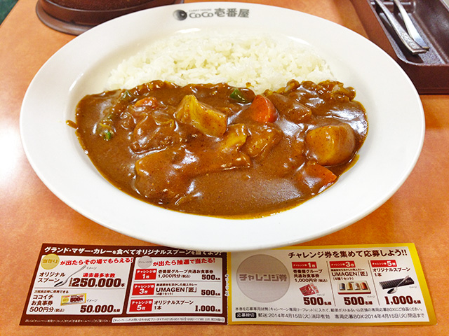 15th Grand Mother Curry