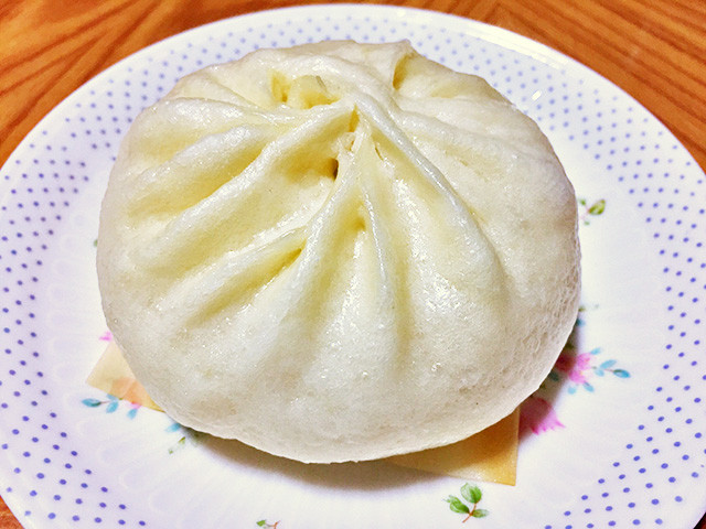 Steamed Bun with Pork Filling