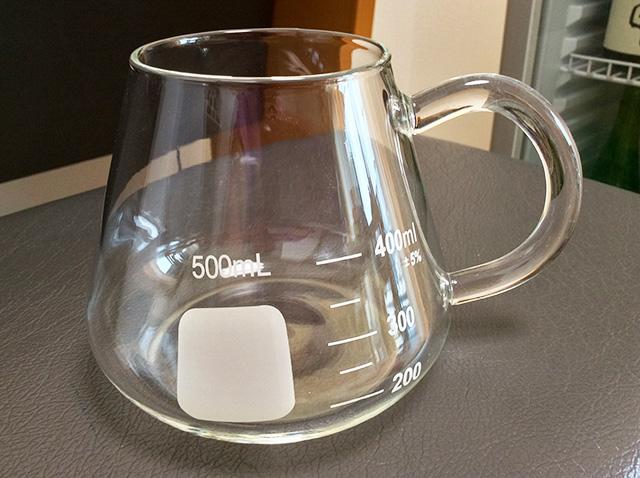 Erlenmeyer Mug