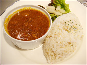 President's Curry