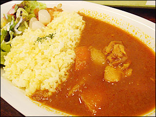 Sri Lanka Curry