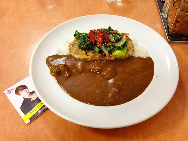 Beef Curry with Taiwanese Pork Rib