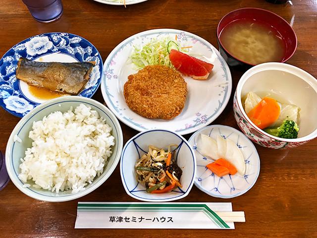 Dinner of Day 2