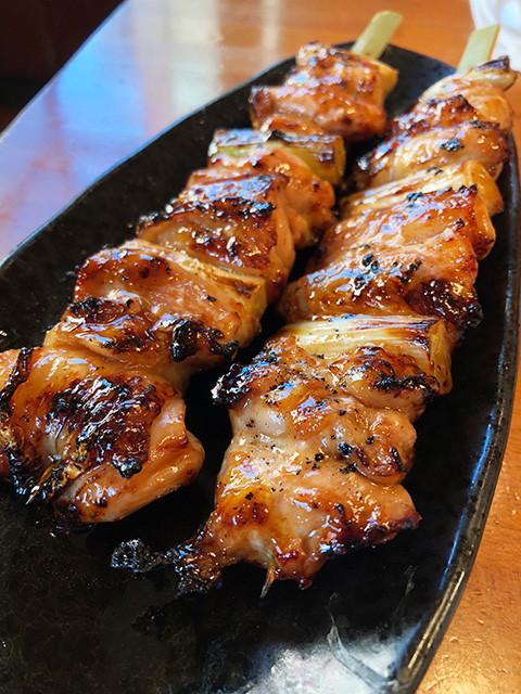 Big Yakitori (Chicken & Leek)
