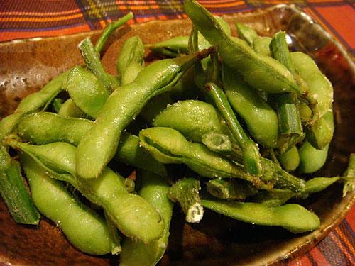 Boiled Soybean