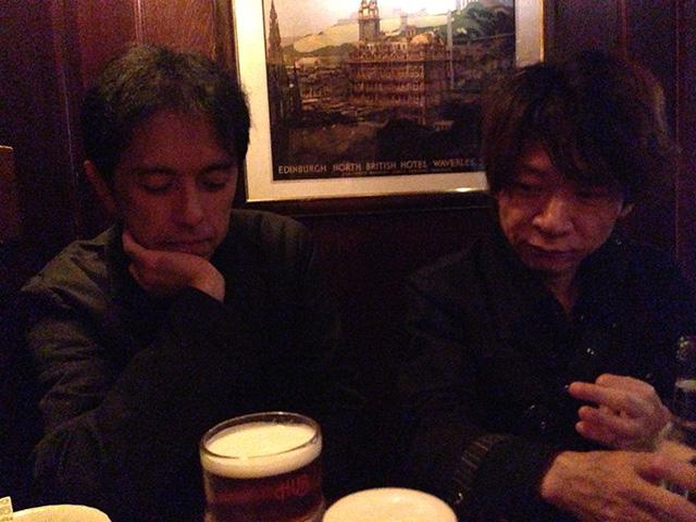Hammer and Kazu