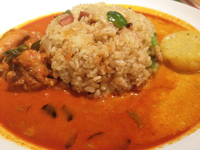 Sri Lankan Dried Curry