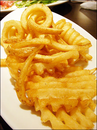French Fries for Children