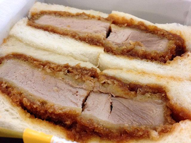 Filet Cutlet Sandwich