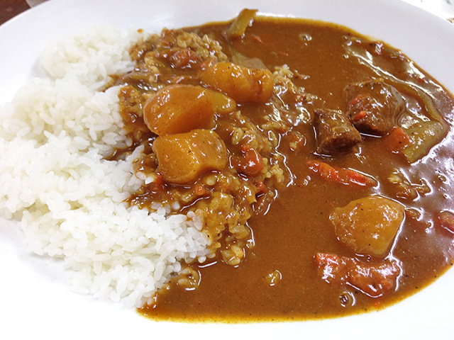 Super Hot Curry