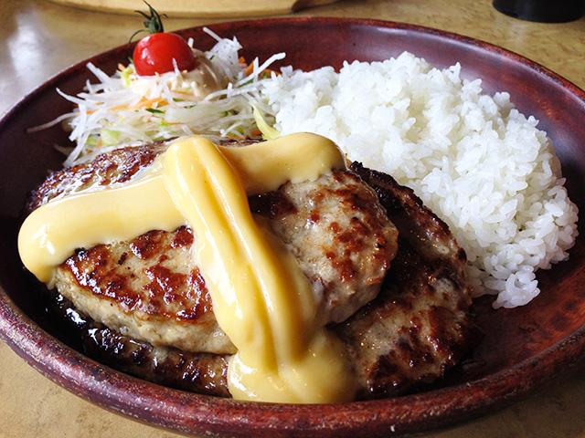 450 g Cheese Burg Dish