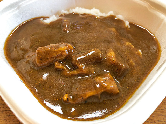 The Beef Curry of Seven-Eleven