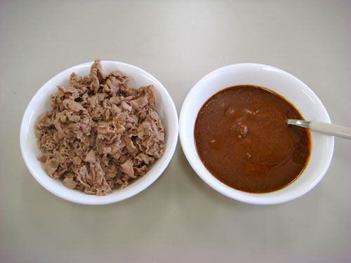 Curry and Beef