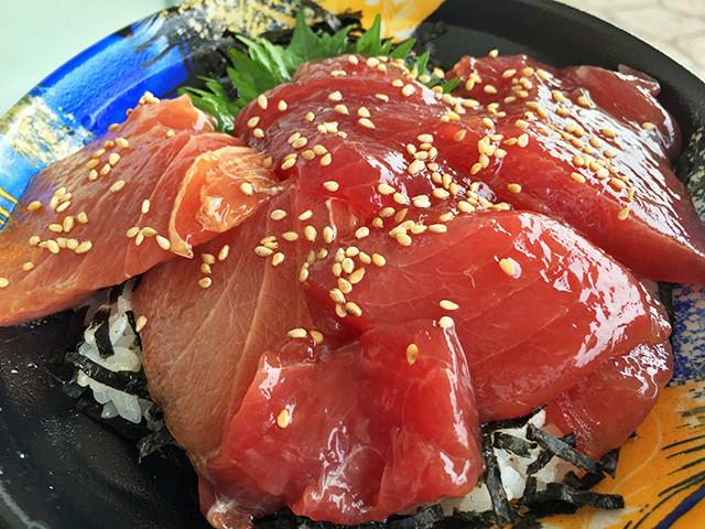 Seasoned Tuna Rice Bowl