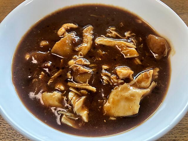 Stewed Chicken Curry