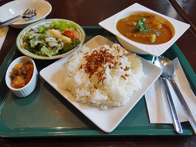 Rusutsu Plateau Pork Curry