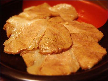 Roast Pork Fillet