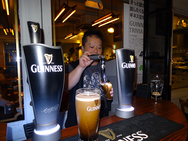 GUINNESS THE PUB TOKYO