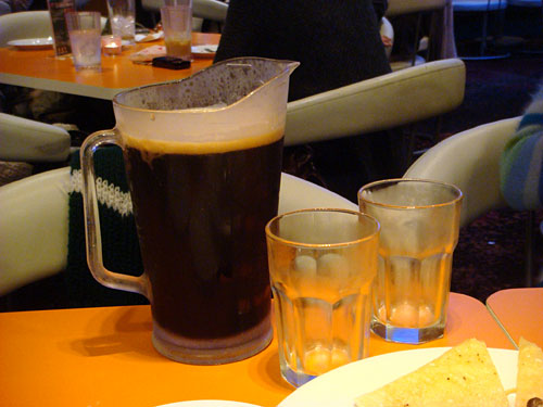 Black Draft Beer