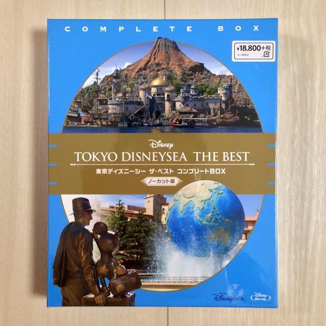 TOKYO DISNEYSEA THE BEST