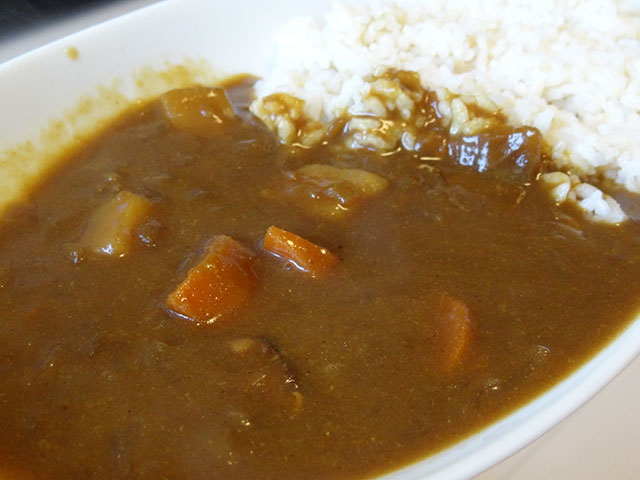 100 kcal Beef Curry