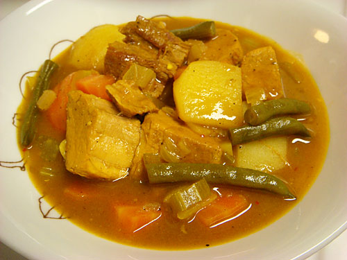 Pork Tenderloin Curry