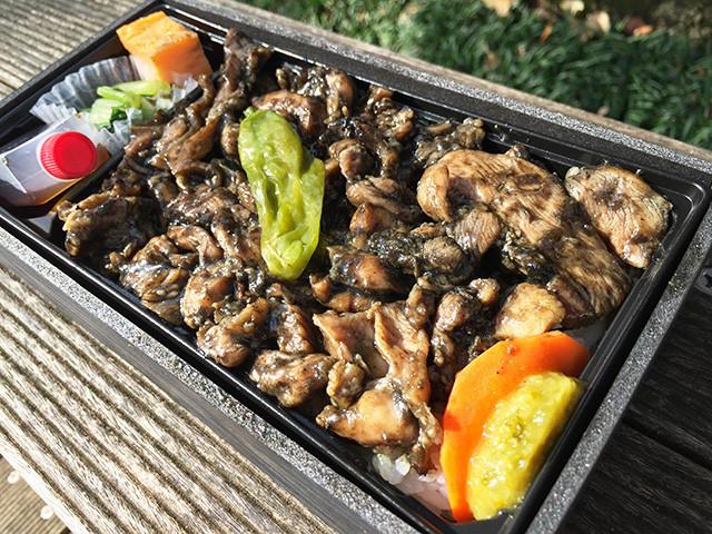 Boxed Lunch of Tsukada Nojo