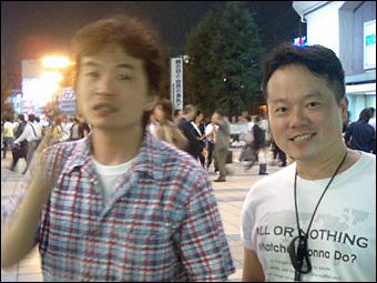 Mr. Amagasaki Macho and Me