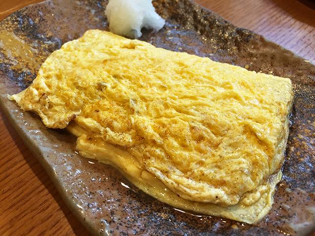Rolled Egg