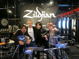 Zildjian friends