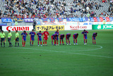 H川崎戦試合後整列