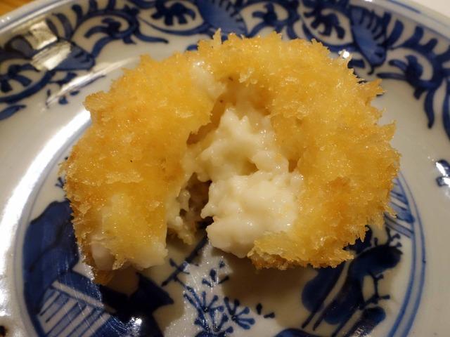 ずわい蟹クリームコロッケ 3_edit