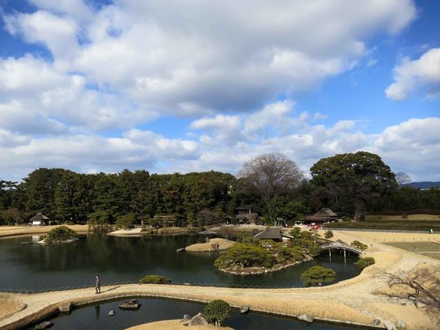 唯心山から沢の池を望む 2_edit