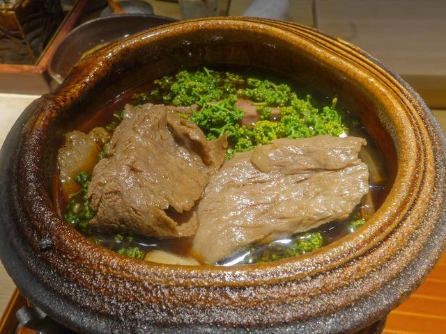 あか牛のヒレ肉,花山椒のすき焼き 7_edit