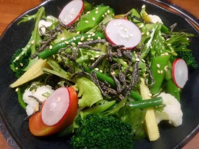 彩り野菜のサラダ 2_edit