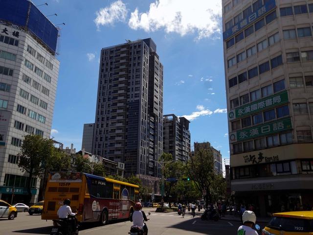 南京西路と中山北路二段の交差点 7_edit