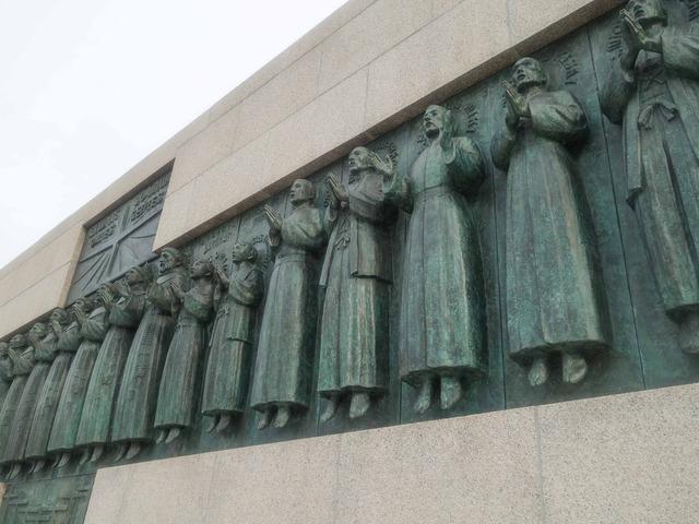 日本二十六聖人殉教記念碑 11_edit