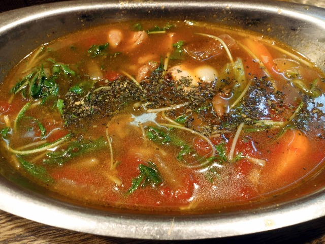 スパイシー鶏スープカレー 5_edit
