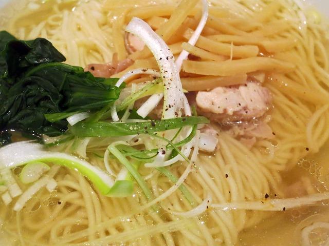 鶏糸湯麺(チースートンミン) 2_edit
